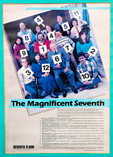 The Magnificent Seventh Floor